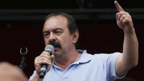 Martinez invite Hollande à discuter pour mettre fin aux grèves