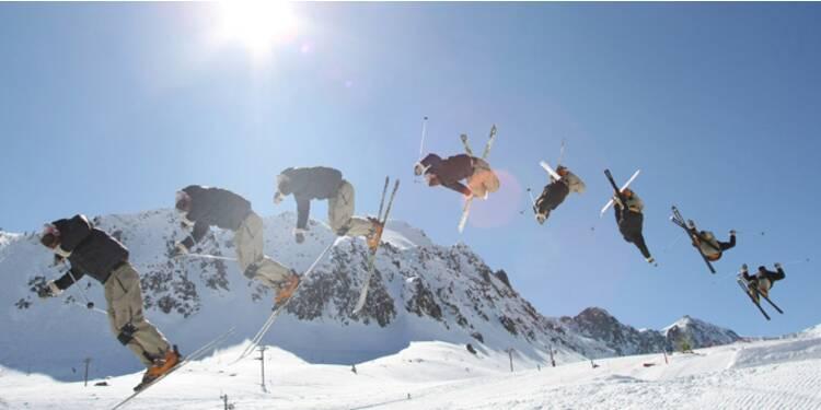 Ces start-up surfent sur le créneau des sports d'hiver