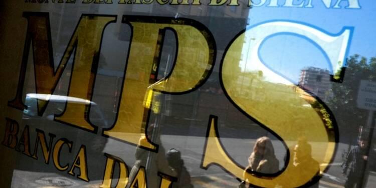 """L'Italie, nouvelle """"ligne de faille"""" en Europe avec ses banques"""