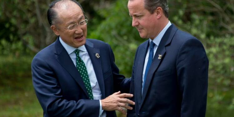 """G7: un Brexit serait un """"nouveau risque grave pour la croissance"""" mondiale"""