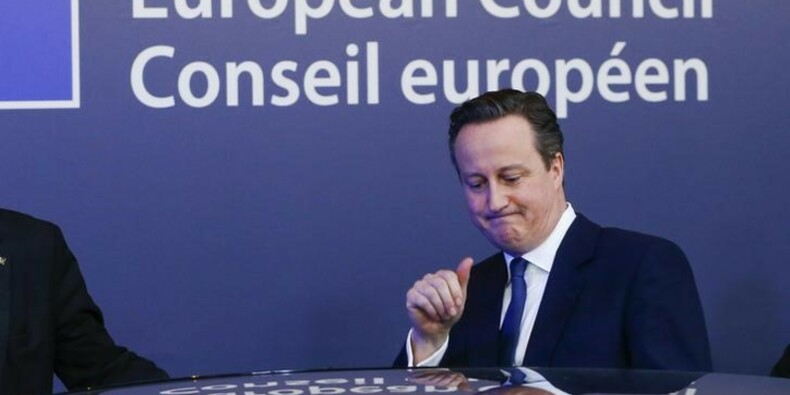 "David Cameron obtient de Bruxelles un accord ""anti-Brexit"""