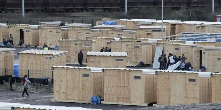 L'Etat prend en charge le camp de migrants de Grande-Synthe