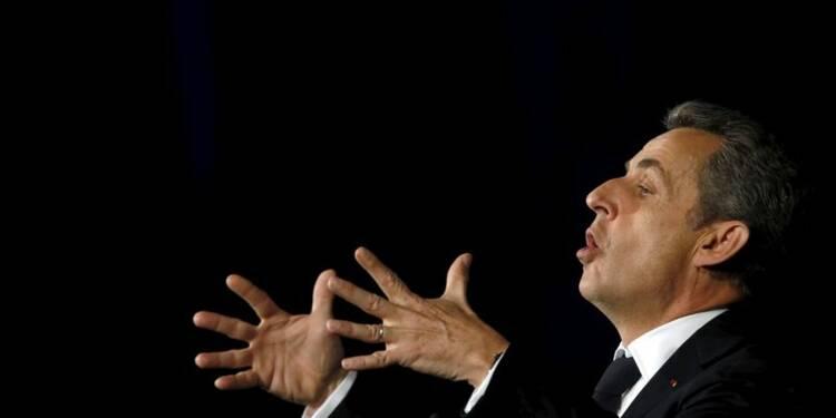 """La """"méthode"""" Sarkozy battue en brèche par l'essor du FN"""