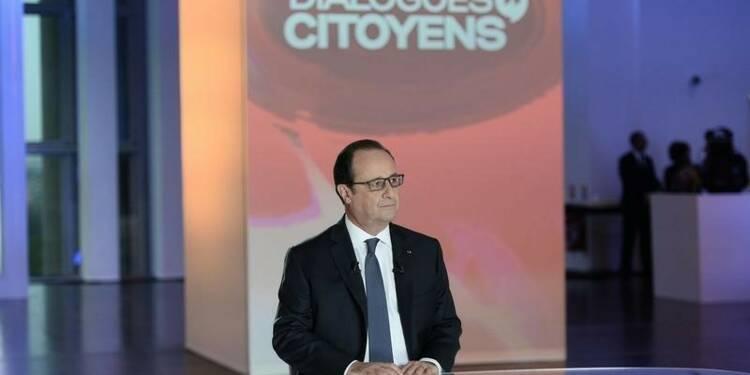 François Hollande estime que la situation économique va mieux