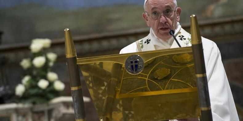 Le pape invite les Européens à surmonter leur peur des migrants