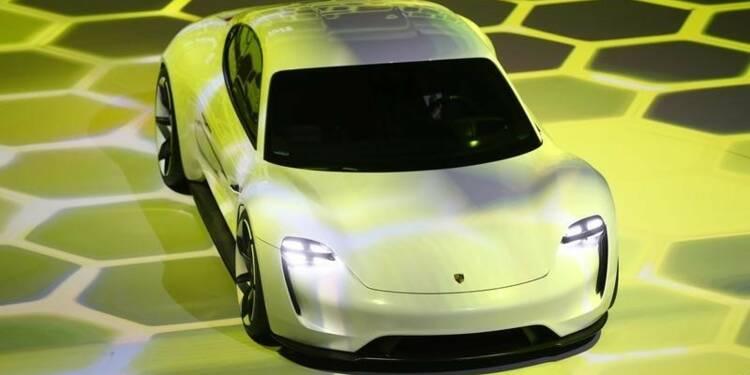 Porsche créera plus de 1.400 postes pour la Mission E
