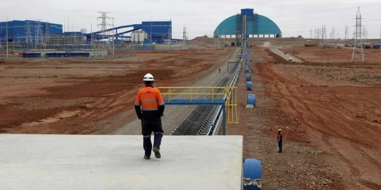 Rio Tinto valide un vaste projet dans le cuivre en Mongolie