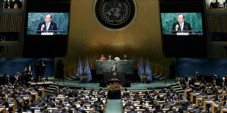 Chine et USA disent vouloir ratifier l'accord climat en 2016