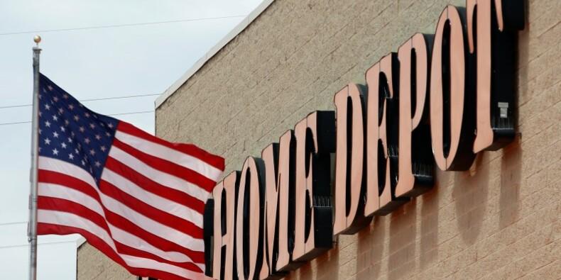 Home Depot relève sa prévision de bénéfice annuel