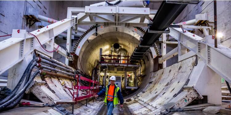 Ligne 14 du métro parisien : immersion dans les profondeurs d'un chantier hors norme