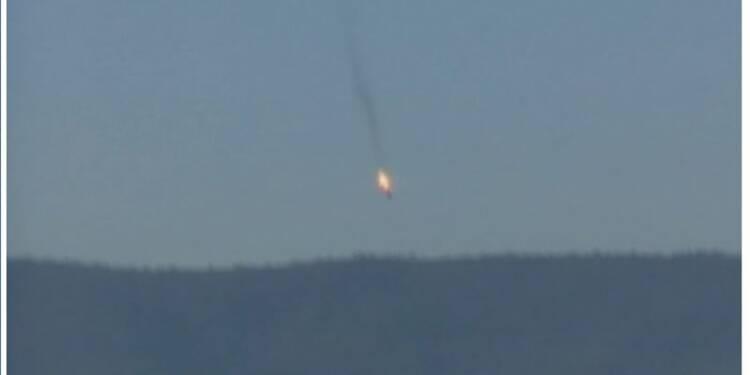 """L'armée turque abat un avion russe, Poutine dénonce un """"crime"""""""