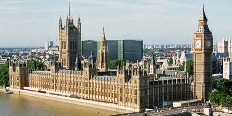 Le scénario d'une rechute de l'immobilier britannique se précise