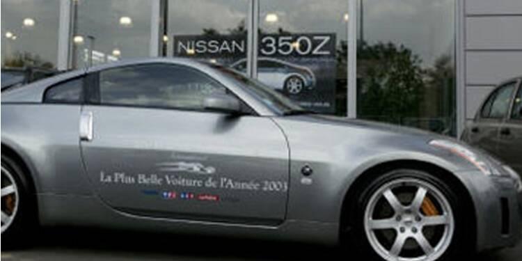 Nissan 350 Z, 2002 : La voiture qui a porté chance à Carlos Ghosn