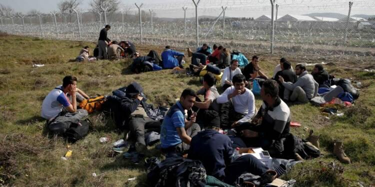 Plus de 110.000 réfugiés sont arrivés en Europe depuis janvier