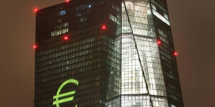 Zone euro: les conditions et la demande de crédit s'améliorent encore (BCE)