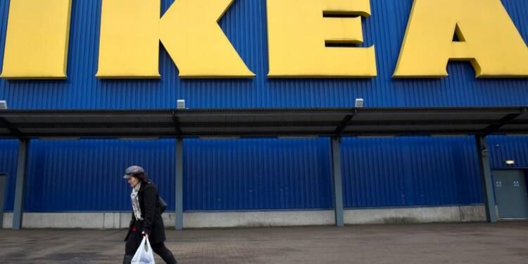 Ikea aurait échappé à un milliard d'euros d'impôts dans l'UE