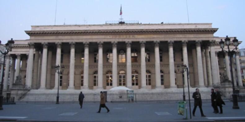 La Bourse de Paris s'est maintenue dans le vert, grâce aux entreprises