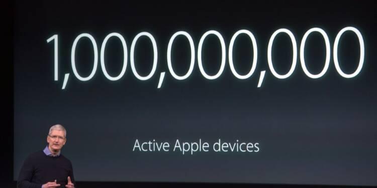 Apple dévoile un petit iPhone et un iPad moins chers
