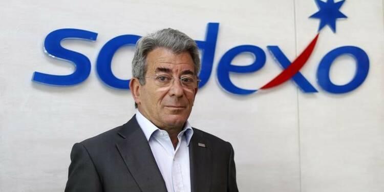 Sodexo affiche une croissance organique de 4,7% grâce au rugby