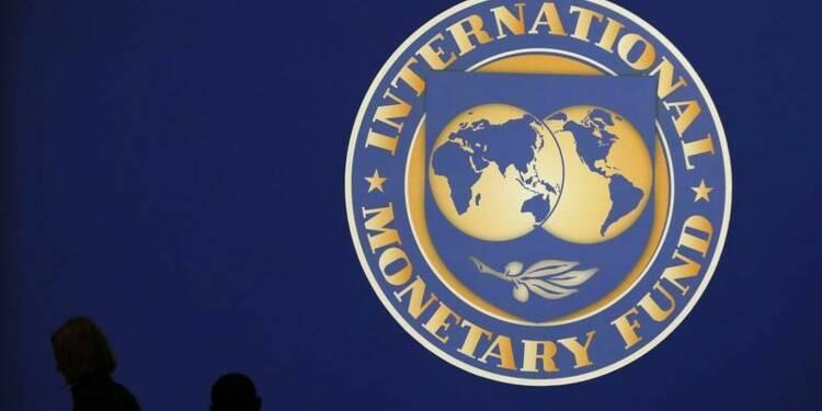 Le FMI abaisse à nouveau ses prévisions à cause du Brexit