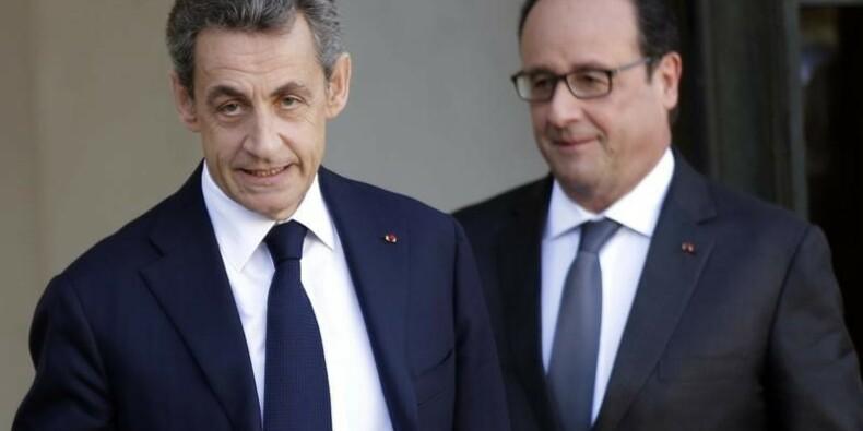 Les Français contre des candidatures Hollande ou Sarkozy en 2017