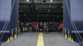 La CE estime que la Grèce a négligé ses contrôles aux frontières