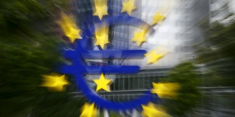 La croissance du secteur privé en zone euro marque le pas