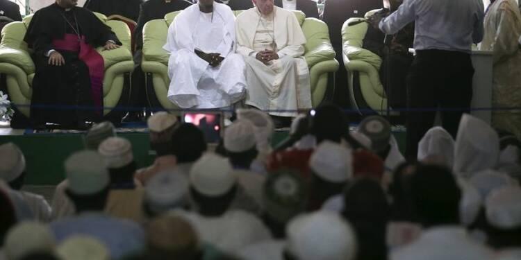 Le pape dans l'enclave à haut risque de PK5, à Bangui