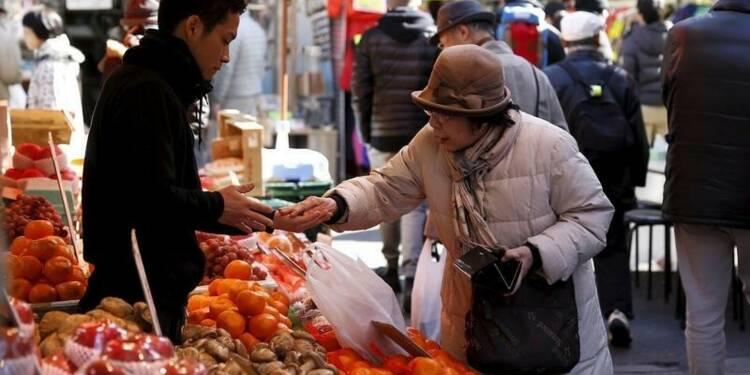 Hausse des prix et chute des dépenses des ménages au Japon