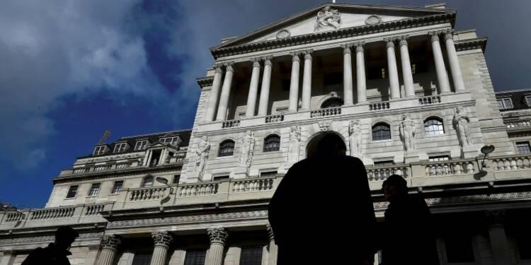 La Banque d'Angleterre s'apprête à baisser ses taux