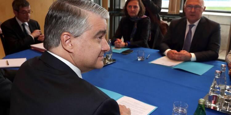 Michel Sapin demande plus de transparence fiscale au Panama