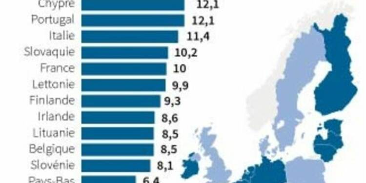 Le chômage dans la zone euro au plus bas depuis août 2011