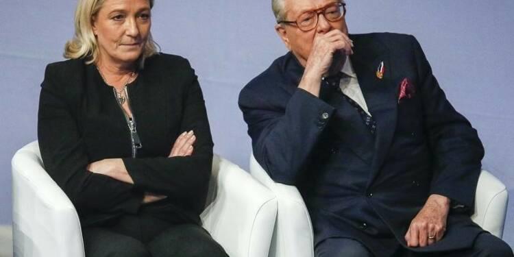 Déclaration de patrimoine : Jean-Marie et Marine Le Pen dans le viseur de la justice
