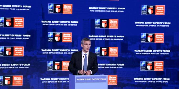 L'Otan entend mener un dialogue constructif avec la Russie