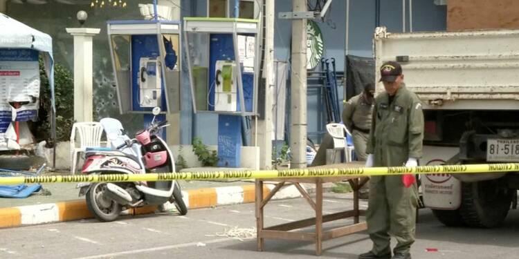 Plusieurs suspects interpellés en Thaïlande