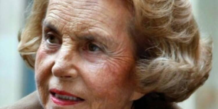 Liliane Bettencourt, première fortune de France selon Challenges