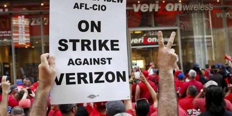 Accord pour mettre fin à la grève chez Verizon aux USA