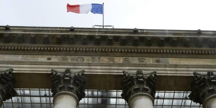 La Bourse de Paris en forte baisse avant un long week-end de Pâques