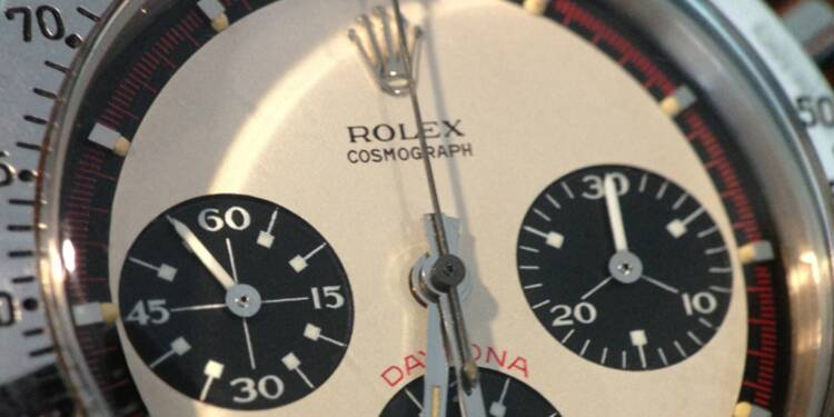 Montre Rolex Daytona : l'ascension vertigineuse de sa cote
