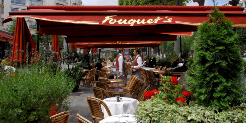 Crise au Fouquet's des Champs-Elysées : 24 postes supprimés