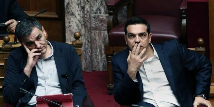 La Grèce sur le point d'adopter des mesures de rigueur en vue d'un nouveau prêt