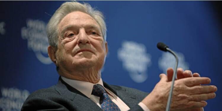 George Soros, le roi des hedge funds, aurait touché le jackpot grâce au yen