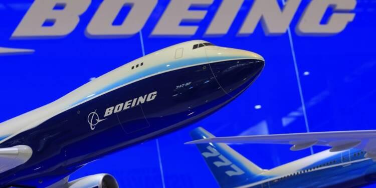 Boeing réduit de moitié la cadence de production du 747-8