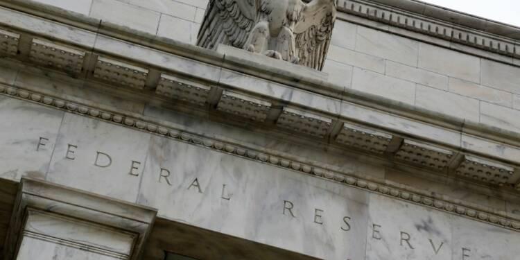La Fed ne prévoit pas de hausse de taux sans plus d'inflation