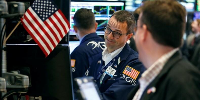 Wall Street plombée elle aussi par le Brexit à l'ouverture
