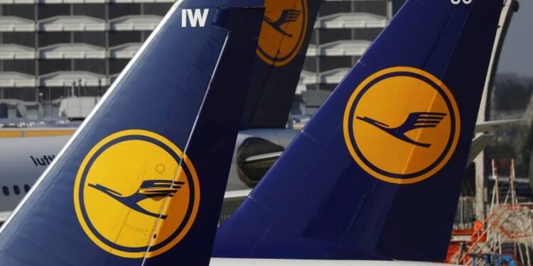 Lufthansa compte toujours verser un dividende en 2016