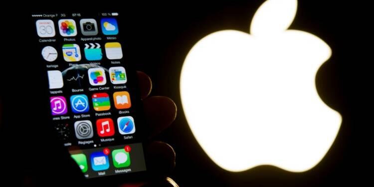 """""""Cloud"""": Apple devient client de Google"""