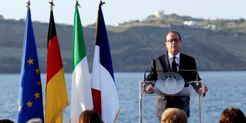 """Alep fera """"honte"""" au monde si rien n'est fait, estime Hollande"""
