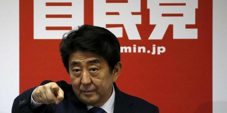 """Le FMI appelle à revoir les """"Abenomics"""""""