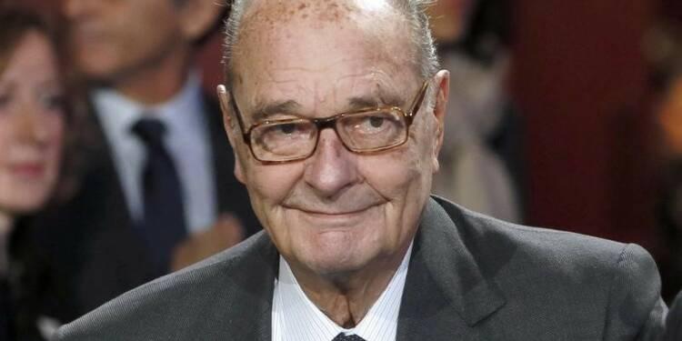 Jacques Chirac, qui va mieux, quittera prochainement l'hôpital
